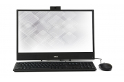 PC Dell AIO Inspiron 3277T (i3 7130/4GB/1TB/Ubuntu) 21.5